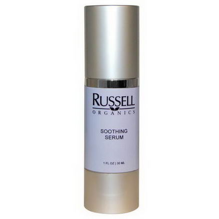 Russell Organics, Soothing Serum, 1 fl oz (30 ml)