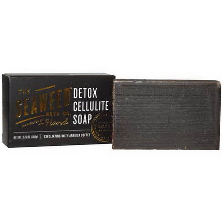 Seaweed Bath Co. Detox Cellulite Soap, 3.75oz (106g)