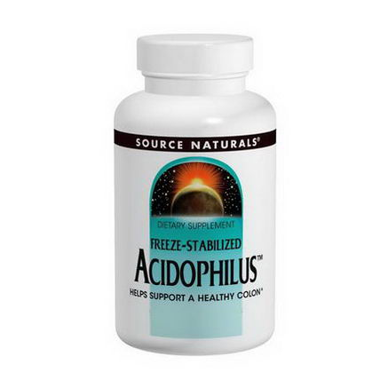 Source Naturals, Acidophilus Powder, Freeze-Stabilized, 2oz (56.7g)