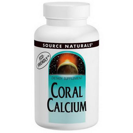 Source Naturals, Coral Calcium, Powder, 2oz (56.7g)