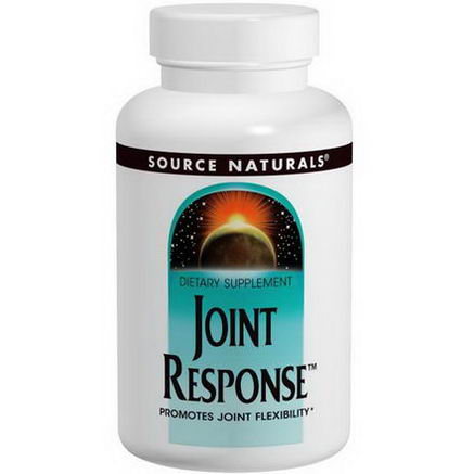 Source Naturals, Joint Response, 120 Tablets