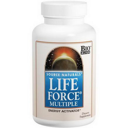 Source Naturals, Life Force Multiple, 180 Tablets