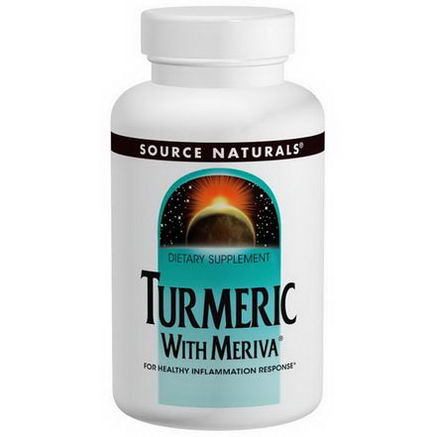Source Naturals, Meriva Turmeric Complex, 500mg, 30 Tablets