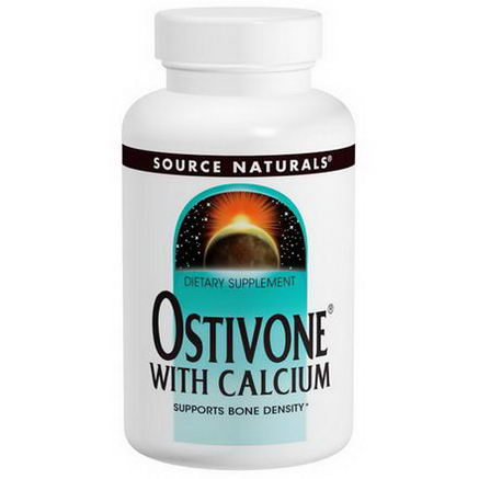 Source Naturals, Ostivone With Calcium, 60 Tablets