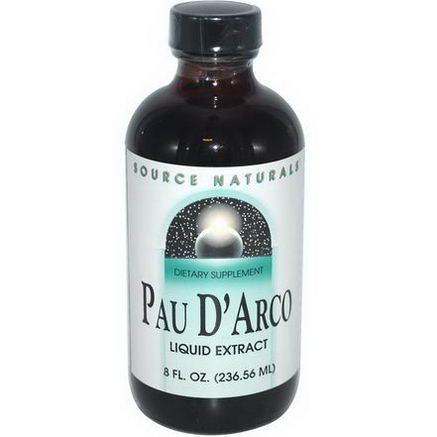 Source Naturals, Pau D'Arco, 8 fl oz (236.56 ml)