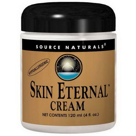 Source Naturals, Skin Eternal Cream, 4oz (113.4g)