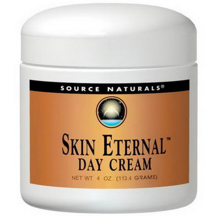 Source Naturals, Skin Eternal Day Cream, 4oz (113.4g)