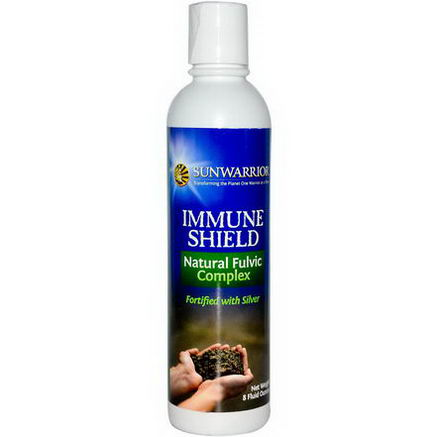 Sun Warrior, Immune Shield, Natural Fulvic Complex, 8 fl oz