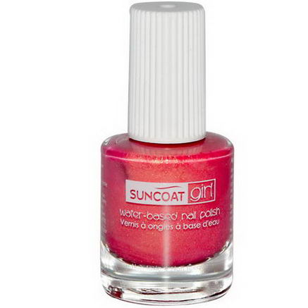 Suncoat Girl, Water-Based Nail Polish, Eye Candy, 0.27oz (8 ml)