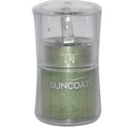 Suncoat, Mineral Eye Shadow, Olive Green, 0.3 fl oz (9 ml)