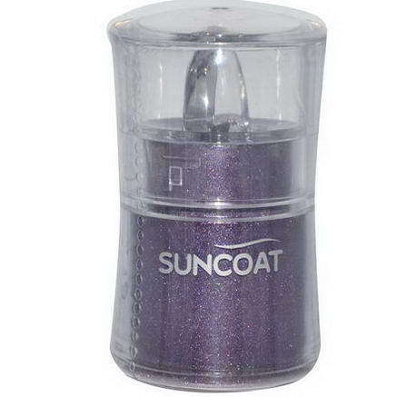 Suncoat, Mineral Eye Shadow Powder, African Violet, 0.3 fl oz (9 ml)