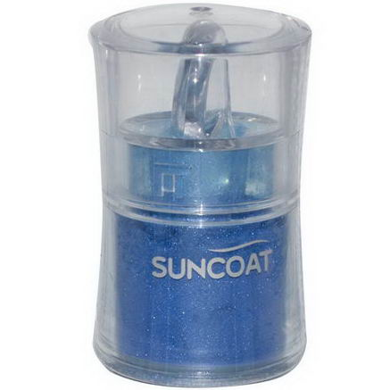 Suncoat, Mineral Eye Shadow Powder, Navy Blue, 0.3 fl oz (9 ml)