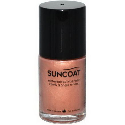 Suncoat, Water-Based Nail Polish, 31 Beige, 0.5oz (15 ml)