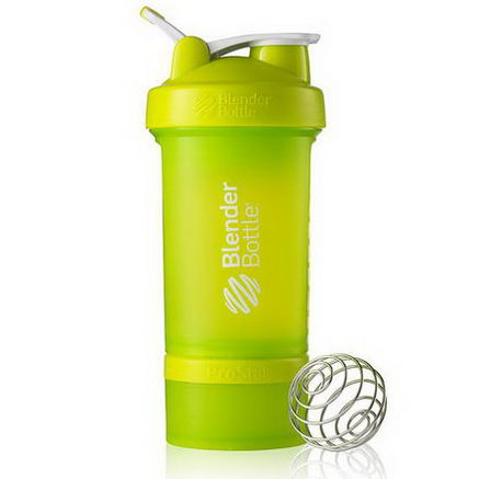 Sundesa, Blender Bottle Prostak, Green Full Color, 22oz