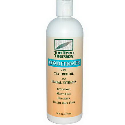 Tea Tree Therapy, Conditioner, 16 fl oz (473 ml)