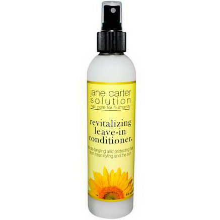 The Jane Carter Solution, Revitalizing Leave-In Conditioner, 8 fl oz (237 ml)