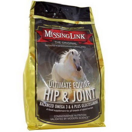 The Missing Link, Ultimate Equine Hip & Joint, 5 lb (2.27 kg)