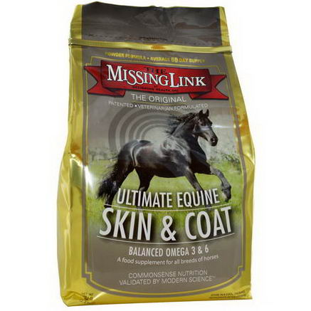 The Missing Link, Ultimate Equine Skin & Coat, 5 lb (2.27 kg)