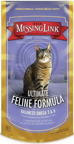 The Missing Link, Ultimate Feline Formula for Cats, 6oz (170g)