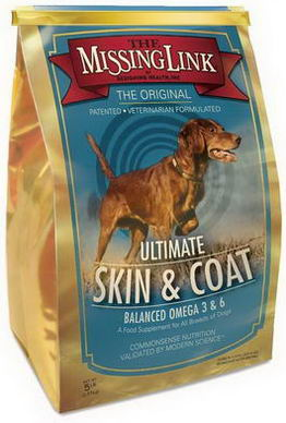 The Missing Link, Ultimate Skin & Coat for Dogs, 5 lbs (2.27 kg)