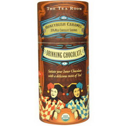 The Tea Room, Drinking Chocolate, Honeybush Caramel, 5oz (142g)