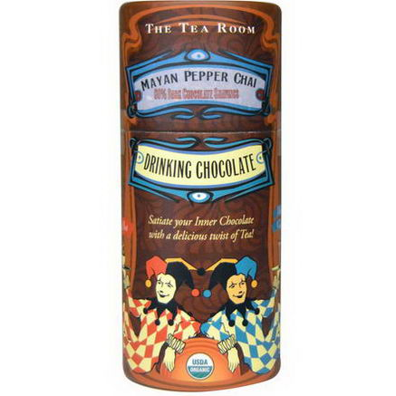 The Tea Room, Drinking Chocolate, Mayan Pepper Chai, 5oz (142g)