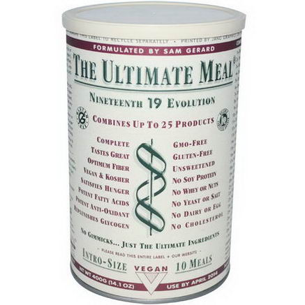 The Ultimate Life, The Ultimate Meal, 14.1oz (400g)