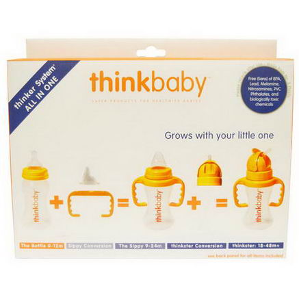Thinkbaby, Thinker System, All In One, 1 Set