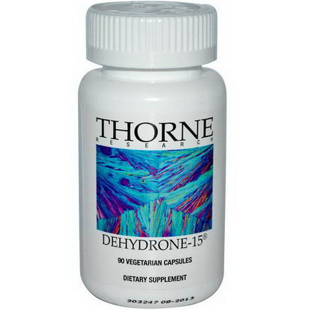 Thorne Research, Dehydrone-15, 90 Veggie Caps