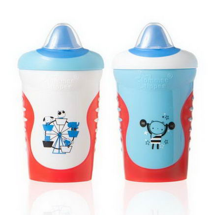 Tommee Tippee, Explora, Special Edition, Circus Sippy Cups, 2 Cups, 11 fl oz (325 ml) Each