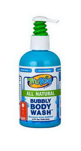 TruKid, Bubbly Body Wash, 8 fl oz (236.5 ml)