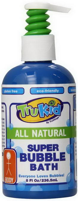 TruKid, Super Bubble Bath, 8 fl oz (236.5 ml)