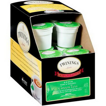 Twinings, Keurig, Green Tea, 24 K-Cups