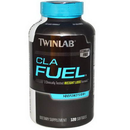 Twinlab, CLA Fuel, Definition, 120 Softgels