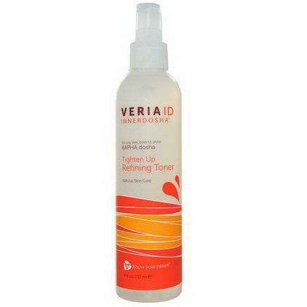 Veria, ID Innerdosha, Tighten Up Refining Toner, 8 fl oz (237 ml)