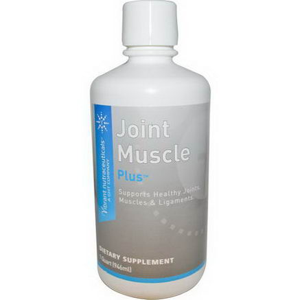Vibrant Nutraceuticals, Joint Muscle Plus, 1 Quart (946 ml)