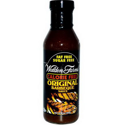 Walden Farms, Original Barbeque Sauce, 12oz (340g)