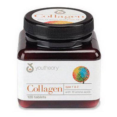 Youtheory, Collagen, 120 Tablets