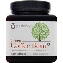 Youtheory, Green Coffee Bean, 120 Tablets