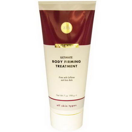Zia Natural Skincare, Ultimates, Ultimate Body Firming Treatment, 7oz (198g)