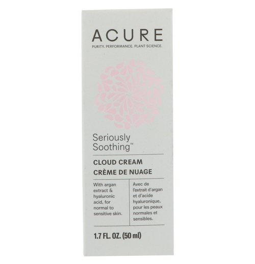 Acure, Seriously Soothing, Cloud Cream, 1.7 fl oz (50 ml) Review