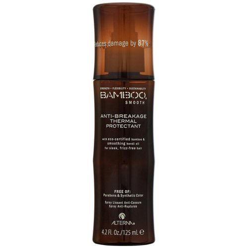 Alterna, Bamboo Smooth, Anti-Breakage Thermal Protectant, 4.2 fl oz (125 ml) Review