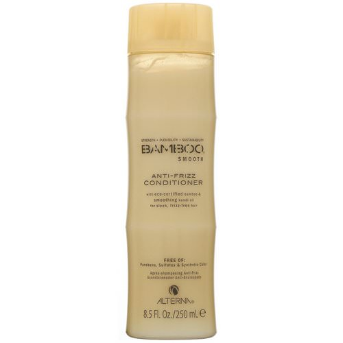 Alterna, Bamboo Smooth, Anti-Frizz Conditioner, 8.5 fl oz (250 ml) Review