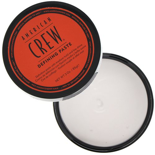 American Crew, Defining Paste, 3 oz (85 g) Review