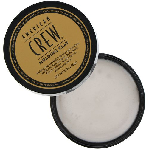 American Crew, Molding Clay, 3 oz (85 g) Review
