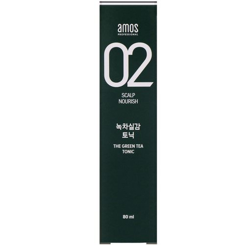 Amos, Botanic Calm, Deep Purifying Shampoo, 300 g Review