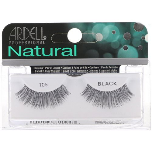 Ardell, Natural, Lash #105, 1 Pair Review