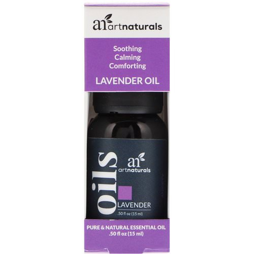 Artnaturals, Lavender Oil, .50 fl oz (15 ml) Review