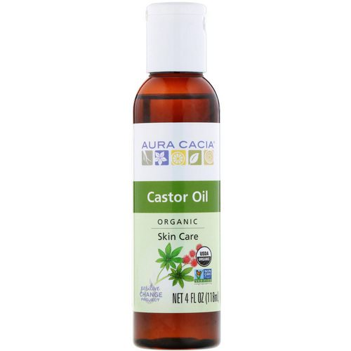 Aura Cacia, Organic, Skin Care, Castor Oil, 4 fl oz (118 ml) Review