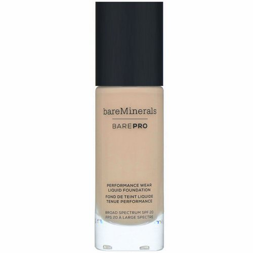Bare Minerals, BAREPRO, Performance Wear, Liquid Foundation, SPF 20, Sandalwood 15, 1 fl oz (30 ml) Review